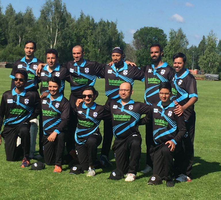 T20: Helsinki CC had a fruitful outing today!